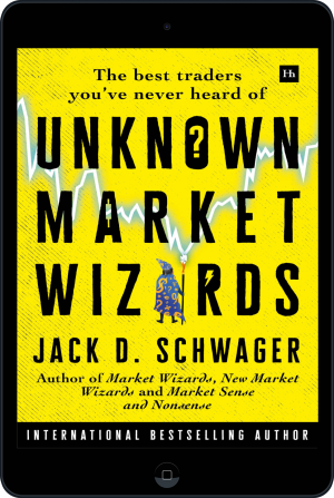 Cover of Unknown Market Wizards (Ebook - tablet) by Jack D. Schwager