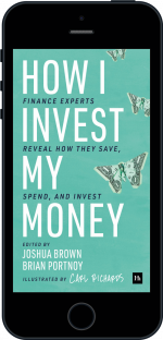 Cover of How I Invest My Money by Brian Portnoy and Joshua Brown