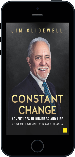 Cover of Constant Change  (Ebook - phone) by James Glidewell