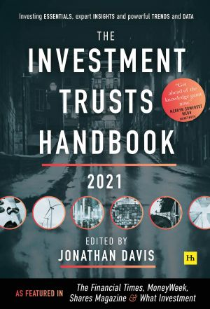 Cover of The Investment Trusts Handbook 2021