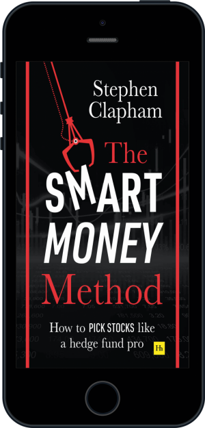 Cover of The Smart Money Method (Ebook - phone) by Stephen Clapham