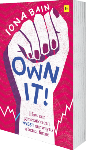Cover of Own It! (Paperback) by Iona Bain