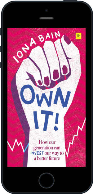 Cover of Own It! (Ebook - phone) by Iona Bain