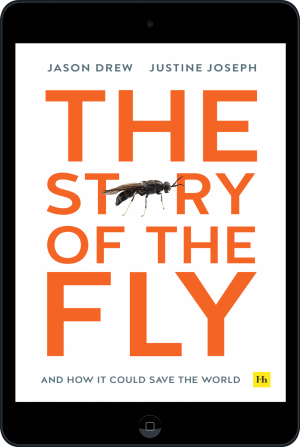 Cover of The Story of the Fly (Ebook - tablet) by Jason Drew