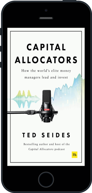 Cover of Capital Allocators (Ebook - phone) by Ted Seides