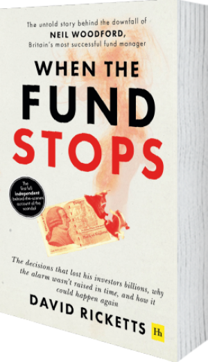 Cover of When the Fund Stops (Paperback) by David  Ricketts