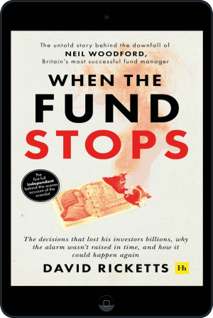 Cover of When the Fund Stops (Ebook - tablet) by David  Ricketts
