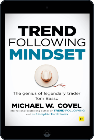 Cover of Trend Following Mindset (Ebook - tablet) by Michael Covel