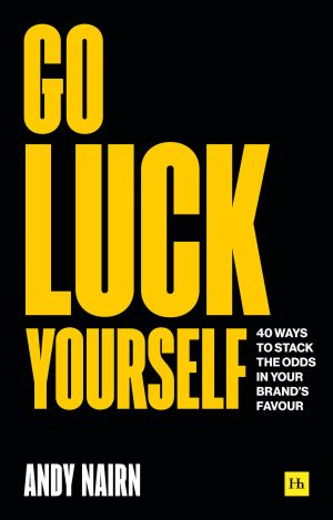 Cover of Go Luck Yourself