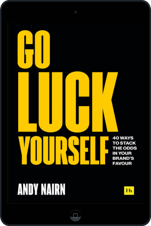 Cover of Go Luck Yourself (Ebook - tablet) by Andy Nairn