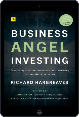 Cover of Business Angel Investing  (Ebook - tablet) by Richard Hargreaves