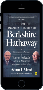 Cover of The Complete Financial History of Berkshire Hathaway by Adam J. Mead