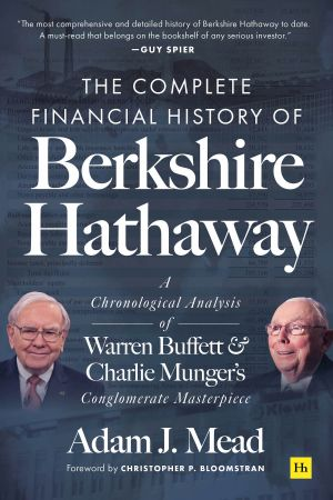 Cover of The Complete Financial History of Berkshire Hathaway