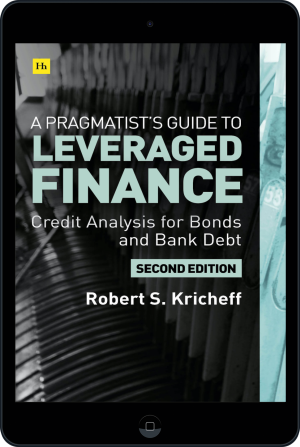 Cover of A Pragmatist's Guide to Leveraged Finance (Ebook - tablet) by Robert S. Kricheff