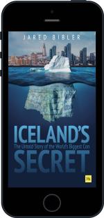 Cover of Iceland's Secret by Jared Bibler