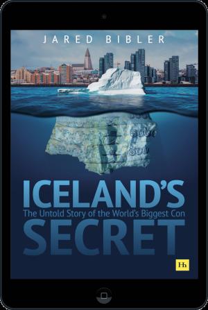 Cover of Iceland's Secret (Ebook - tablet) by Jared Bibler