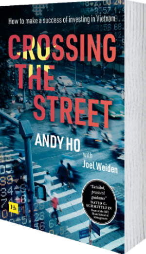 Cover of Crossing the Street (Paperback) by Andy  Ho