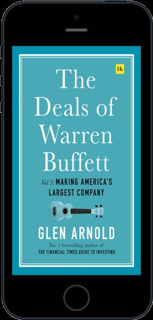 Cover of The Deals of Warren Buffett Volume 3 (Ebook - phone) by Glen Arnold