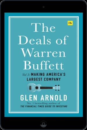 Cover of The Deals of Warren Buffett Volume 3 (Ebook - tablet) by Glen Arnold