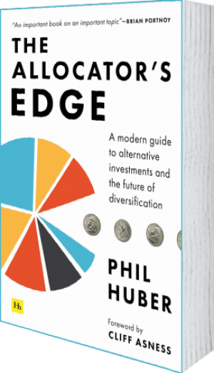 Cover of The Allocator's Edge (Hardback) by Phil Huber
