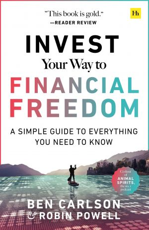 Cover of Invest Your Way to Financial Freedom
