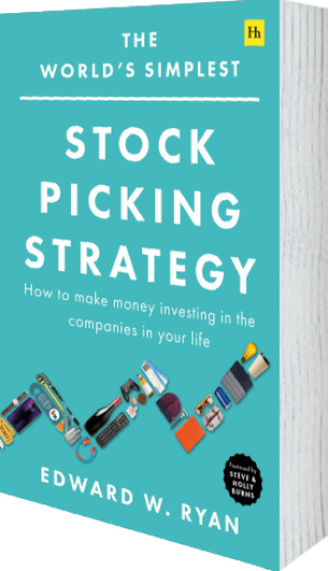 Cover of The World's Simplest Stock Picking Strategy (Paperback) by Edward W. Ryan