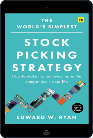Cover of The World's Simplest Stock Picking Strategy (Ebook - tablet) by Edward W. Ryan