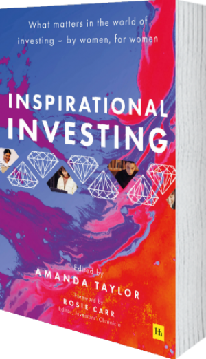 Cover of Inspirational Investing  (Paperback) by Amanda  Taylor