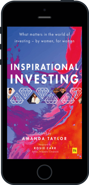 Cover of Inspirational Investing  (Ebook - phone) by Amanda  Taylor
