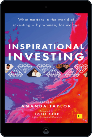 Cover of Inspirational Investing  (Ebook - tablet) by Amanda  Taylor