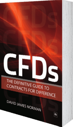 Cover of CFDs by David James Norman