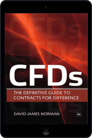 Cover of CFDs (Ebook - tablet) by David James Norman