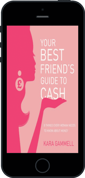 Cover of Your Best Friend's Guide to Cash (Ebook - phone) by Kara Gammell