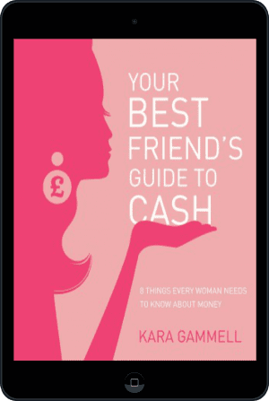 Cover of Your Best Friend's Guide to Cash (Ebook - tablet) by Kara Gammell