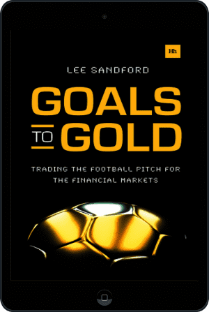 Cover of Goals to Gold (Ebook - tablet) by Lee Sandford
