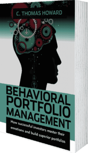 Cover of Behavioral Portfolio Management (Hardback) by C. Thomas Howard