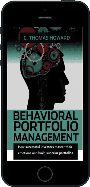 Cover of Behavioral Portfolio Management (Ebook - phone) by C. Thomas Howard