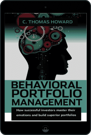 Cover of Behavioral Portfolio Management (Ebook - tablet) by C. Thomas Howard