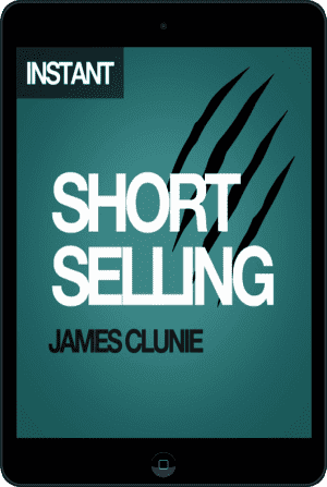 Cover of Short Selling (Ebook - tablet) by James Clunie