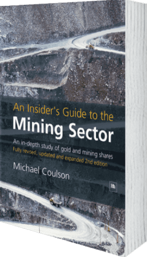 Cover of An Insider's Guide to the Mining Sector (Hardback) by Michael Coulson