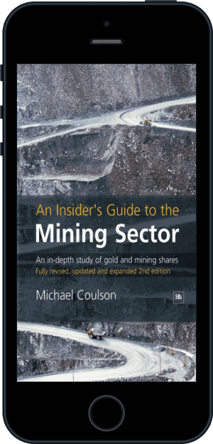 Cover of An Insider's Guide to the Mining Sector (Ebook - phone) by Michael Coulson