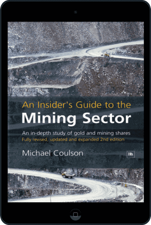 Cover of An Insider's Guide to the Mining Sector (Ebook - tablet) by Michael Coulson