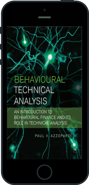 Cover of Behavioural Technical Analysis (Ebook - phone) by Paul V. Azzopardi