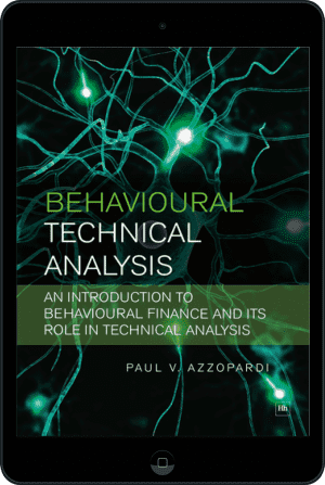 Cover of Behavioural Technical Analysis (Ebook - tablet) by Paul V. Azzopardi