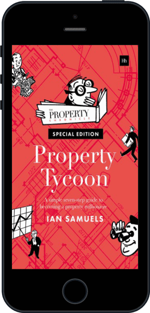Cover of Property Tycoon (Ebook - phone) by Ian Samuels