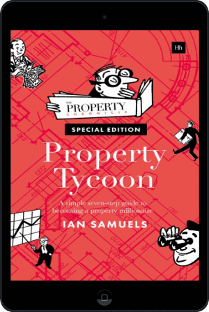 Cover of Property Tycoon (Ebook - tablet) by Ian Samuels