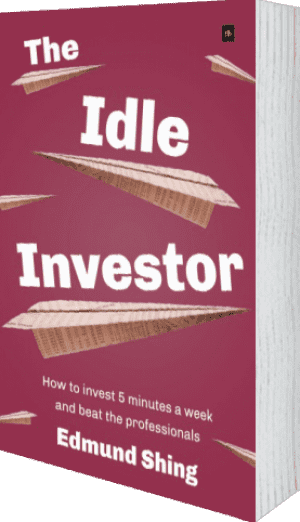 Cover of The Idle Investor (Paperback) by Edmund Shing
