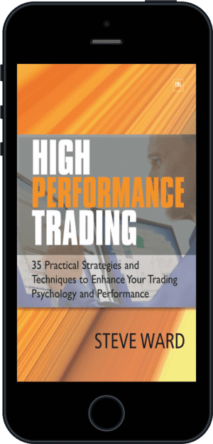Cover of High Performance Trading (Ebook - phone) by Steve Ward
