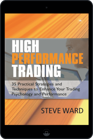 Cover of High Performance Trading (Ebook - tablet) by Steve Ward
