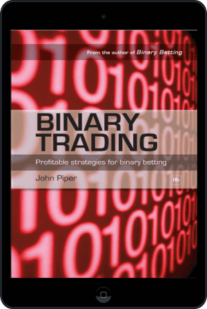 Cover of Binary Trading (Ebook - tablet) by John Piper